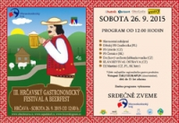 Hrčavský gastronomický festival 2015