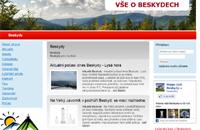 Nová sezóna turistiky na portale vseobeskydech.cz