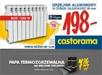 Castorama polsky tesin letak