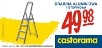 Polecany produkt w ofercie od 14.01: Drabina aluminiowa - 4 stopnie