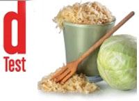 Test kysaného a sterilovaného zelí 2013 exkluzivně pro tesininfo