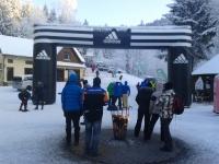 Závod 24 hodin Lysá hora - Adidas