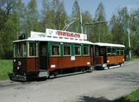 Zažijte v Ostravě jízdu historickou divadelní tramvají